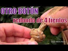 """¿Cómo hacer un llavero tipo Manea? Modelo 2 """"El Rincón del Soguero"""" - YouTube"""