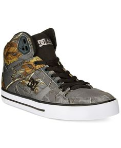 Dc Shoes Spartan Real Tree High-Tops