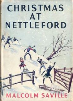 malcolm saville - Christmas at Nettleford