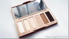 Maquiagem é mara: Review: Naked Basics Palette Urban Decay