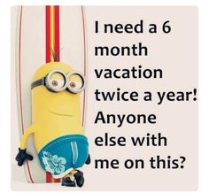 Funny Minions Quotes Of The Week Funny Minion Pictures, Funny Minion Memes, Funny School Jokes, Crazy Funny Memes, Minions Quotes, Really Funny Memes, Haha Funny, Funny Texts, Funny Jokes