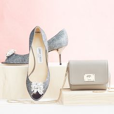 Roll out the red carpet. Jimmy Choo has arrived.