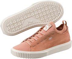 Breaker Knit Sunfaded Sneakers