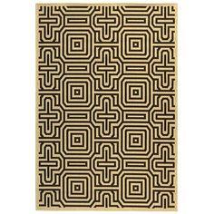 Safavieh outdoor rug
