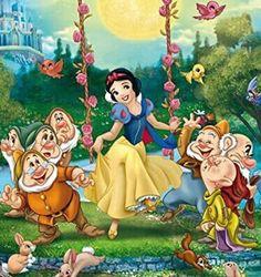 Snow White Art, Snow White Disney, Bambi, Manga Anime, Cinderella, Disney Princess Pictures, Fairest Of Them All, Magic Hands, Seven Dwarfs