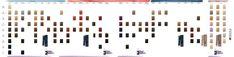 Color Charts, Math, Math Resources, Colour Chart, Mathematics
