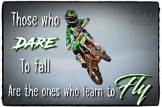 Troy - Motocross Quote