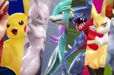 """Prepare For A """"Pokkén Tournament DX"""" Battle And We'll Tell You Your OG Pokémon"""