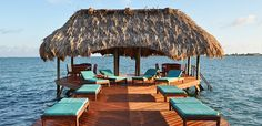 Reserve Chabil Mar Placencia at Tablet Hotels. BOOK IT NOW! #Travel #Belize