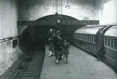Partick Cross Subway Station, Glasgow. Glasgow Subway, Glasgow Scotland, Art Academy, Childhood Memories, Transportation, Darth Vader, Black And White, City, Trains