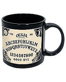 20 oz Ouija Mug in love with this <3  I can see me drinking my coffee with this