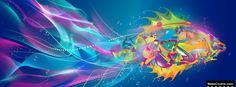 Abstract Facebook Covers for your Facebook Timeline.