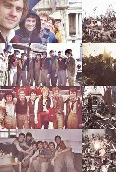 My barricade boys <3