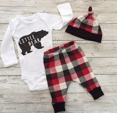 Little Bear Outfit