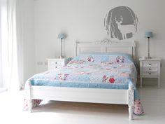 Monde carte autocollant Wall Decal Art Home Deco par ...