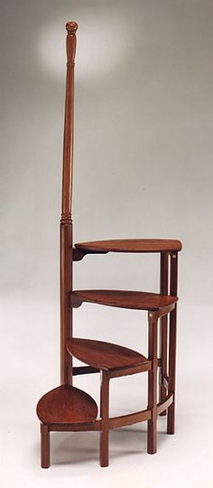 Unique Library Ladder/Step Stool