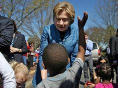 Hillary Lets Children Ask Her Questions for $2,700 Apiece… $10,000 for Family Photo!