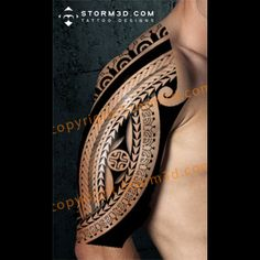 1000 Images About Digital Mockups Of My Tribal Tattoo