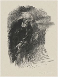 Book Graphics: Faust. Ill. Otto Bachmann. Goethe's Faust, Literature, Abstract, Artwork, Graphics, Illustrations, Book, Art, Drawing S