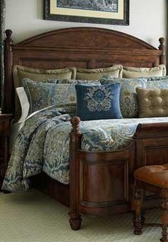 biltmore  for your home charity bedding collection - love the