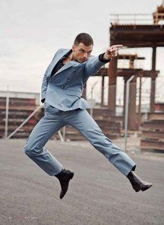 Us gq magazine may 2018 sebastian stan photo shoot Bucky Barnes, Sebastian Stan Photoshoot, Gq Usa, John Travolta, Gq Magazine, Raining Men, Stucky, Winter Soldier, The Martian