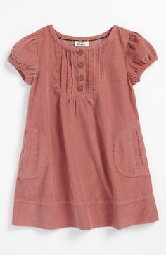 Mini Boden 'Pretty Pintuck' Dress (Toddler) available at #Nordstrom