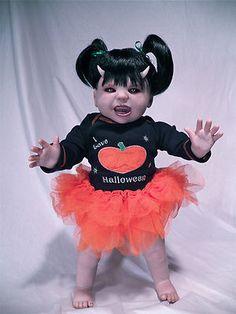 OOAK Krypt Kiddies Vampire Goth Horror Demon   eBay