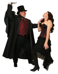 jack the ripper victims costumes | Perfect Couples, Part 3! - Civilized Fashion
