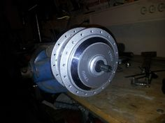 Windrad selber bauen - Generator