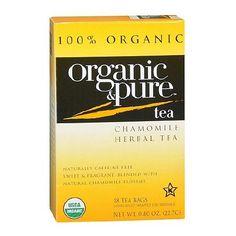 Organic & Pure Herbal Tea Bags Chamomile,108 pk - 0.8 oz.