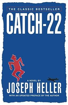 Catch-22 - This book was hilarious! Half the time, I couldn't tell if the author was being serious or sarcastic.