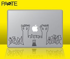 adesivo macbook Jungle 2 | ebay Mac Stickers, Macbook, Ebay