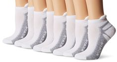 Wigwam Womens Ironman Thunder Pro Low Cut Running Sock 3Pack WhiteWhiteWhite Medium * See this great product.(This is an Amazon affiliate link)