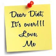 "New blog post - ""I hate the word diet"" Please comment & share! www.luciecolt.com"