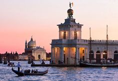 Venice, Italy  (article with disappearing destinations to go see before they are gone... includes the Maldives)