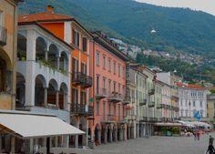 Locarno, Ticino, Switzerland Swiss Switzerland, Bavaria, Austria, Street View, Europe, Places, Sweet, Travel, Locarno