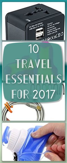 Travel Gadgets for 2017