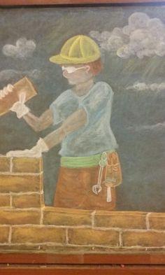 Profissão: pedreiro