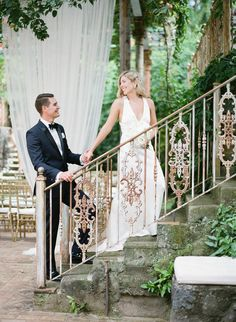 Come along with me: http://www.stylemepretty.com/destination-weddings/2015/08/02/glamorous-romantic-haiku-mill-maui-destination-wedding/ | Photography: Jana Dillon - http://www.janadillonphotography.com/
