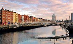 City Break Dublin à Beauvais : ✈ Séjour à Dublin au départ de Paris Beauvais ou Nantes