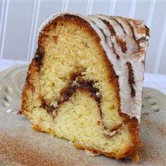 Cinnamon Swirl Bundt Coffee Cake Recipe on Yummly. @yummly #recipe