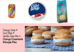 easy food to make 4 Easy Food to Make: 3 Ingredient Desserts