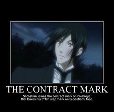 Black Butler / Kuroshitsuji || anime funny I started to cry a little cause I was laughing to hard