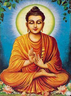 Gautama Buddha -- Buddha, the Enlightened-One