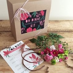The Oh Dina! DIY Flower Crown Kit is a wonderful gift for any creative lady! The Flower Crown Kit is also a fun project to do for bachelorette Diy Flower Crown, Diy Crown, Flower Crowns, Craft Kits, Diy Kits, Bridal Crown, Craft Party, Fun Projects, Diy For Kids