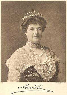 Queen Amélie of Portugal