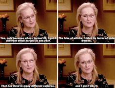 17 Times Meryl Streep Was An Inspiration To Us All