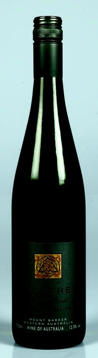 Click on the image to read my review of this great Riesling from Galafrey Wines in Western Australia. $29