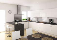 musta työtaso keittiöön - Google-haku