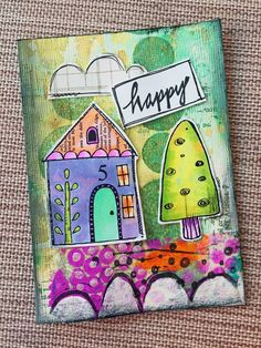 ATC by Janet Klein